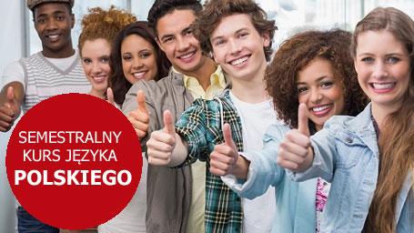 Semestralny Kurs Języka Polskiego już od lutego 2018